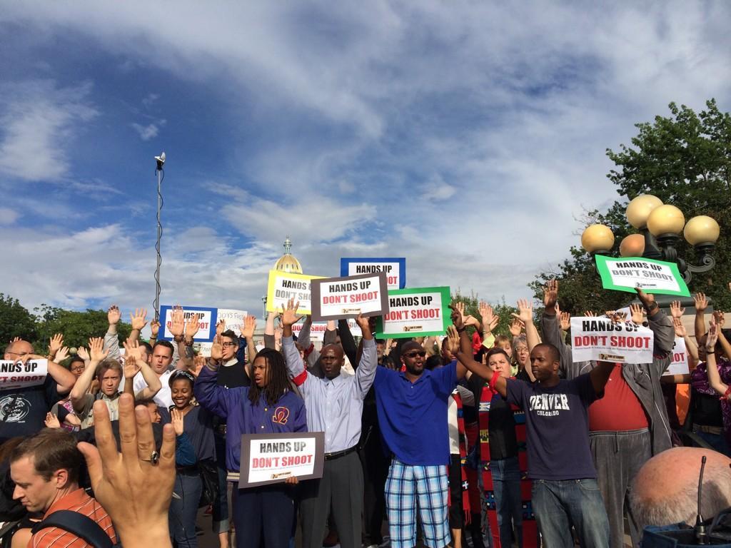Denver vigil